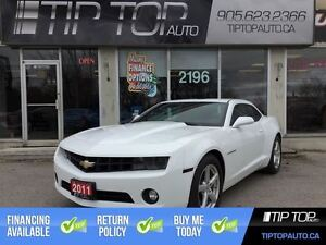 2011 Chevrolet Camaro 2LT ** Leather, Bluetooth, Automatic **