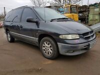 Chrysler Grand Voyager 3.3 Petrol Engine Automatic 6 Months MOT