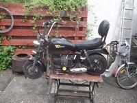 pit/mini motorbike