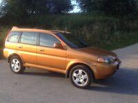 Honda HRV 5 Door Auto, petrol, 4x4