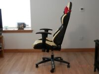 DX Racer buckets seat office chair