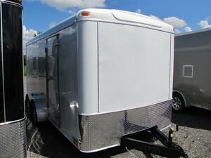 2016 United 7x16 Enclosed Cargo Trailer U716TA3585