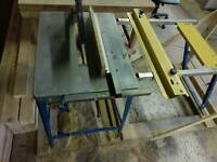 Scheppach TKU Table saw