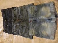 Girls shorts age 10