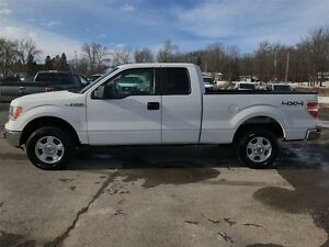2012 Ford F XLT 4X4 - Well Maintained
