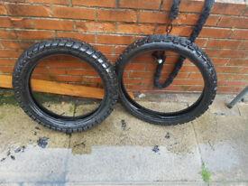 Bridgestone Trailwing 42 Tyres