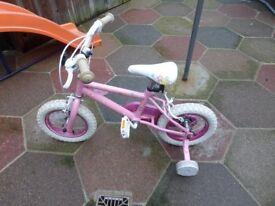 girls first small bike