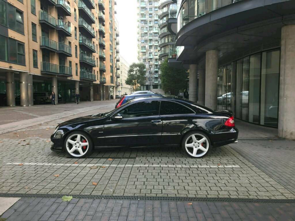 Mercedes Benz Clk Amg Pack In Canary Wharf London Gumtree