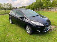 Ford Fiesta Zetec 1.2 Petrol low mileage plus full year MOT (March 22)
