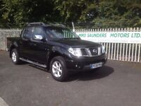 Nissan Navara double cab pic-up 72k 2 owners!