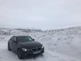 BMW 330D 258 bhp oct 2013 model