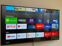 """Sony Bravia 50"""" Android Smart TV"""
