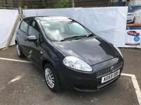 Fiat Grande Punto 1.4 Active 5 Door, *Very Low Mileage* 12 Month Mot, 3 Month Warranty