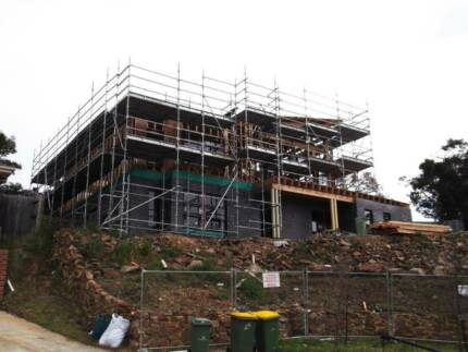 Kwikstage Scaffold Crews Required