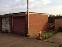 Single Garage to Let