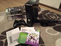 Xbox 360 Elite Kinect special edition