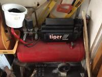 50 ltr air compressor with accessories