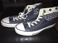 Ladies Converse All Star Trainers (size 6 New)
