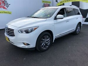 2014 Infiniti QX60 Navigation, Leather, 3rd Row Seating, AWD