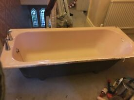 Free Cast Iron Bath