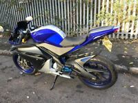 ## YAMAHA YZF R125 ## ABS ## 2016 ## HPI CLEAR ## BARGAIN PRICE ## GENUINE SALE ##