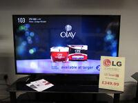 "EX DISPLAY LG 49"" ULTRA 4K LED SMART TV"