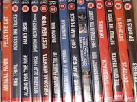 ASSORTED DVDS (28 Brand new)