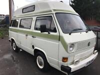 Volkswagen West country kestrel campervan 1.6 diesel