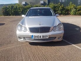 Mercedes C Class C270 cdi Estate Full Service History FSH 3 owners. 270cdi Facelift Model. Excellent