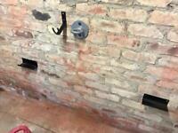 Wall mounted bike rack £20