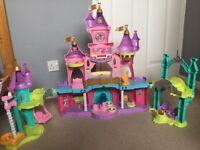 Vtech toot toot fairy castle