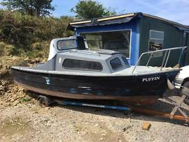 Mayland 16ft Fishing Boat ** PX welcome, anything considered **
