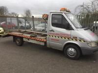 Sprinter recovery truck 311 2005