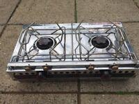 Origo 3000 - compact two-burner stove
