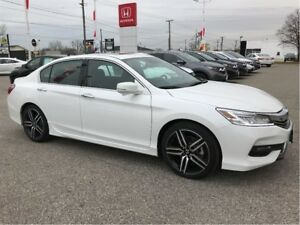 2017 Honda Accord Touring V6 - BRAND NEW!