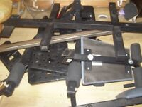 Gym Equipment, used but very good 80 ono ( new 240)