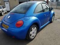 Vw beetle 2.0i 1yrs mot