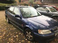 2001 Honda Civic Automatic 117K milage