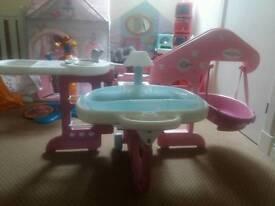 Doll nurse station
