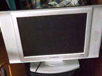 38cm Swisstec flat screen tv