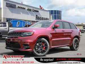 2018 Jeep Grand Cherokee SRT | PREMIUM FEATURES | HIGH PERFORMAN