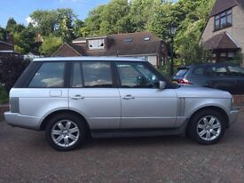 Land Rover Range Rover 3.0 Td6 Px available