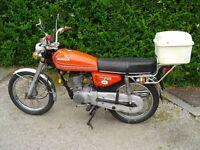 Honda cg 125 1978