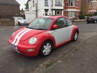 VW Beetle 2001 Custom Design