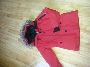 Ecko Red winter coat