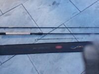 Preston carbon active mini 11 6 feeder rod