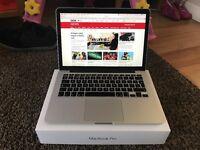 "Apple MacBook Pro 2015 13.3"" 8GB Ram 256GB SSD Applecare - July 2018"