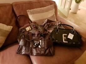 Brand new handbage