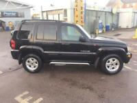 JEEP 4x4 black , Diesel 2.8 L , 65873 miles , Automatic , Very good !