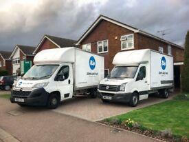JOHN and VAN – Home removals, Office moves, delivery / man & van services / Stevenage